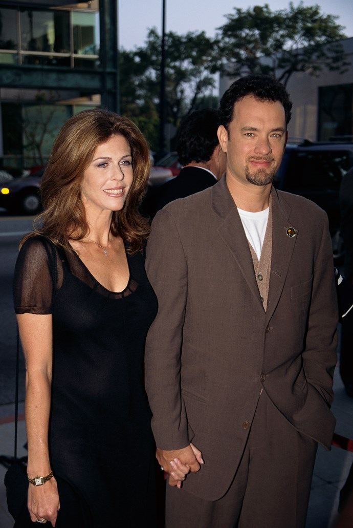 **Tom Hanks & Rita Wilson (28 years)** After starring together in the film *Volunteers,* Tom and Rita fell in love. They married in 1988 and went onto have two sons together. Hanks even converted to the Greek Orthodox church for his spouse. Despite the ups and downs of life, including serious health issues, the couple have stuck by one another.