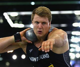 How to be: An Olympic shot put star with Jacko Gill