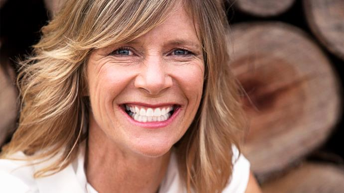 The secret behind Barbara Kendall's smile