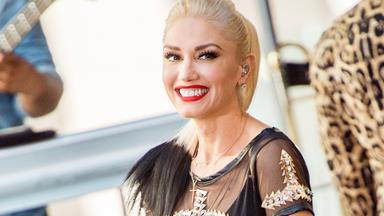 Gwen Stefani stops concert to pull bullied boy on stage