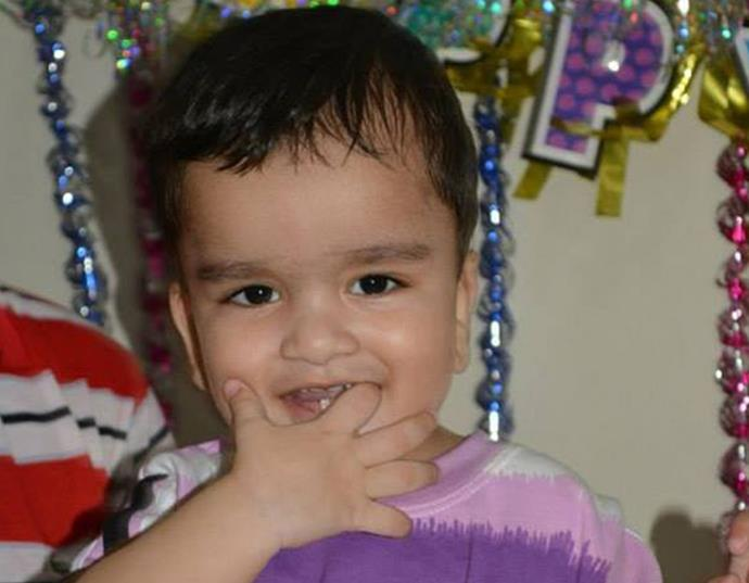 Arsal Ahmed had been doing well at the daycare centre. Image: Facebook