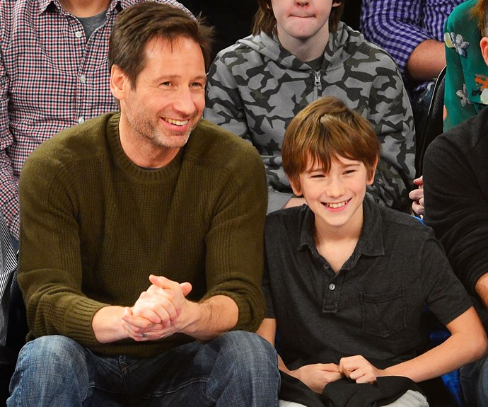 "The child of David Duchovny and Tea Leoni is named 'Kyd'. Maybe they wanted to feel smart when saying ""Hey, kid!"" on the playground..."