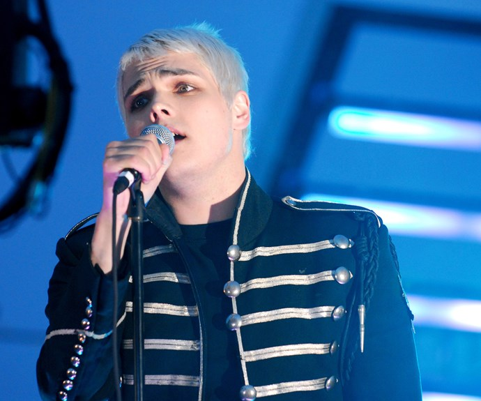 Gerard Way named his daughter Bandit Lee Way. We are surprised his wife, Lyn-Z, gave him the Lee Way to do that...