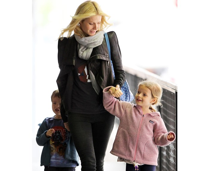 "Gwyneth Paltrow and Chris Martin named their daughter Apple and their son Moses. For a couple with such conservative names, they have managed to pick some unusual ones!  When Gwyneth was asked why she named her daughter Apple, she responded, ""Right, well, um, basically it was because when we were first pregnant, her daddy said, if it's, basically one day he just said if it's a girl I think her name should be Apple. And I just, it sounded so sweet, and it conjures such a lovely picture for me, you know apples are so sweet and they're wholesome, and it's biblical and it's just, they're so, and I just thought it sounded so lovely and ...""   So... Chris' idea?"