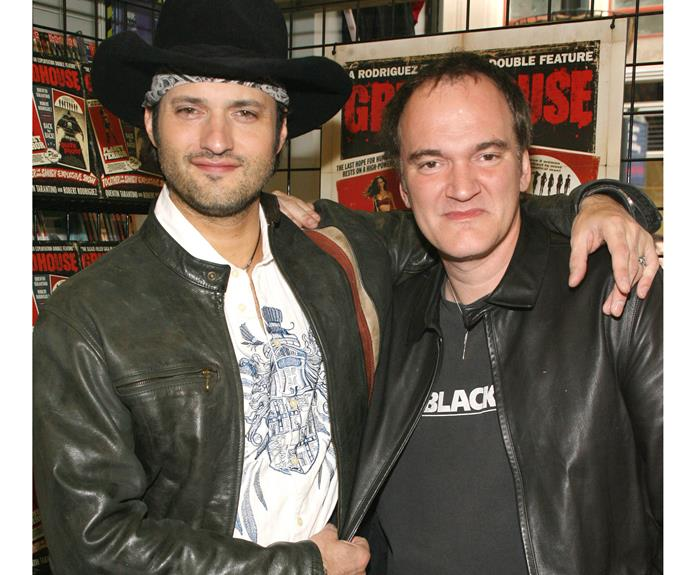 Robert Rodriguez, close friend and fellow director of Quentin Tarantino, seems to be trying to do to the letter R what the Kardashians have done to K - his kids are named Rebel Rodriguez, Racer Rodríguez, Rocket Valentin Rodriguez, Rhiannon Elizabeth Rodriguez, Rogue Rodriguez.   My question is, what if Rebel wants to become a police officer?
