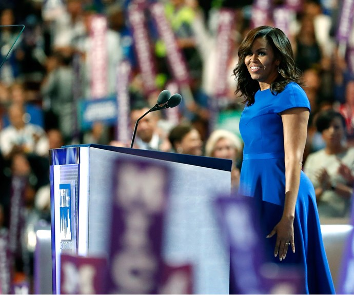 Michelle Obama's speech during the recent Democratic Convention was a stand out moment of her time as First Lady.