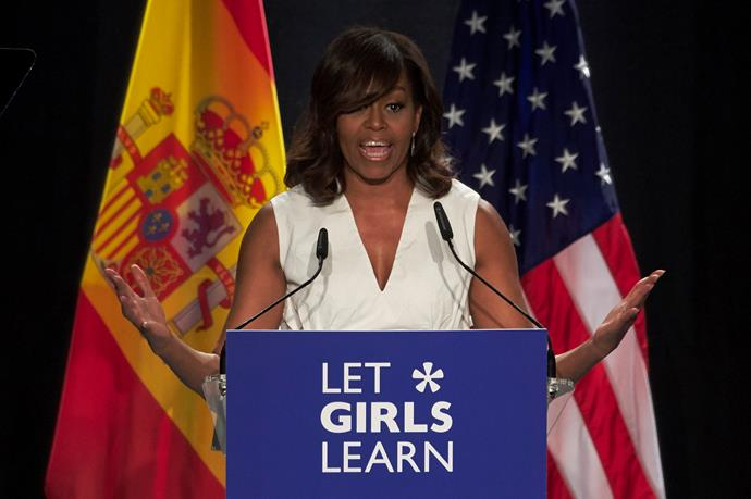 Michelle has been a driving force behind so many charities and initiatives during her time in the White House.