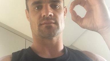 Dan Carter raises awareness for male suicide