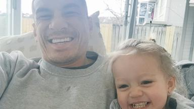 Injured Sonny Bill Williams returns from Rio: 'It's good to be home'