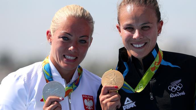 Olympic medallist Lisa Carrington's steps to gold
