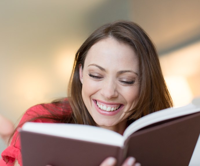 The surprising benefits of reading