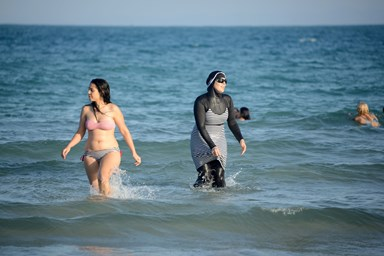 Were the French right to ban the burkini?