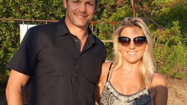Richie McCaw and Gemma Flynn enjoy sunkissed week in The Hamptons