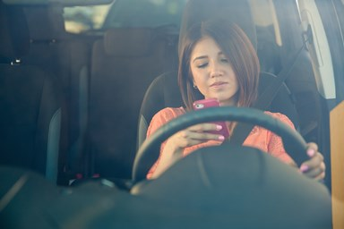 Powerful video shows dangers of texting and driving