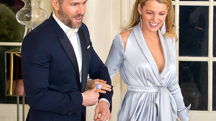 Blake Lively and Ryan Reynolds' love story