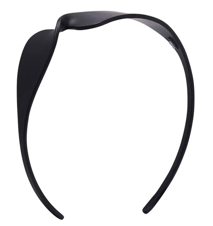 Our pick: Mimco Twist and shake Aliceband, $40.