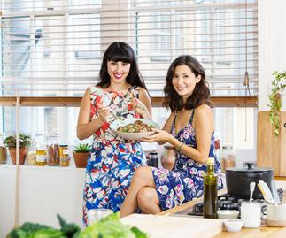 Melissa and Jasmine Hemsley
