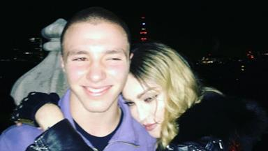 Madonna reaches custody agreement over son Rocco