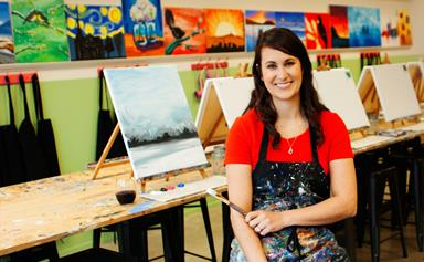 How the Christchurch earthquake helped me learn to paint