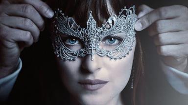 Watch: First look at Fifty Shades Darker movie