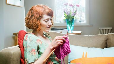 Why knitting is the newest form of therapy