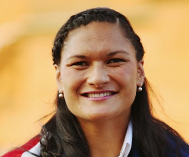 Valerie Adams becomes New Zealand's youngest Dame