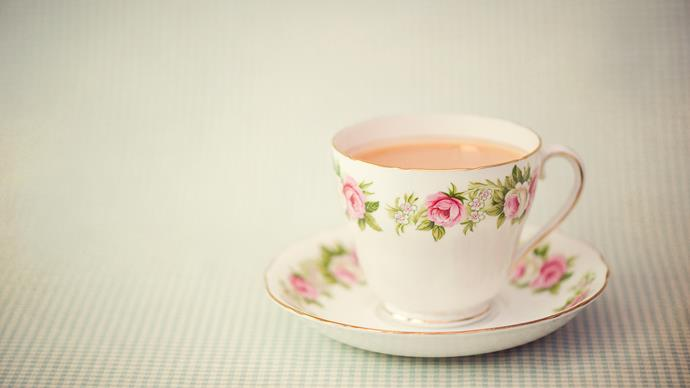 British cup of tea