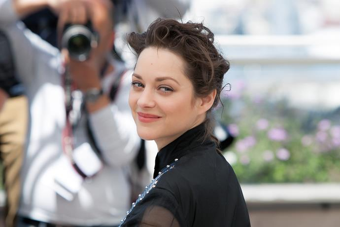 French actress Marion Cotillard won her Golden Globe (Comedy or Musical category) and Oscar combo for her role as French icon Edith Piaf in *La Vie en Rose* in 2007.