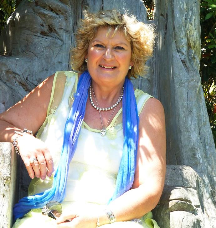 Natalie's mum, Adrienne.