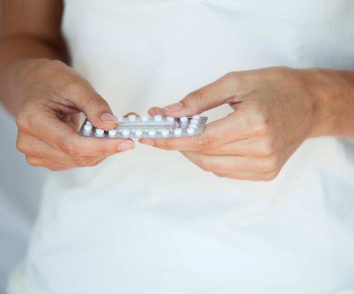 Study finds link between contraceptive pill and depression