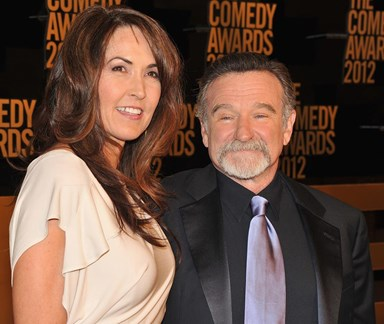 Robin Williams' widow opens up on the actor's tragic death
