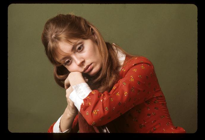 Susan in 1970.