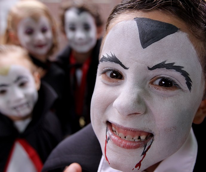 Children's Halloween costumes that won't break the bank