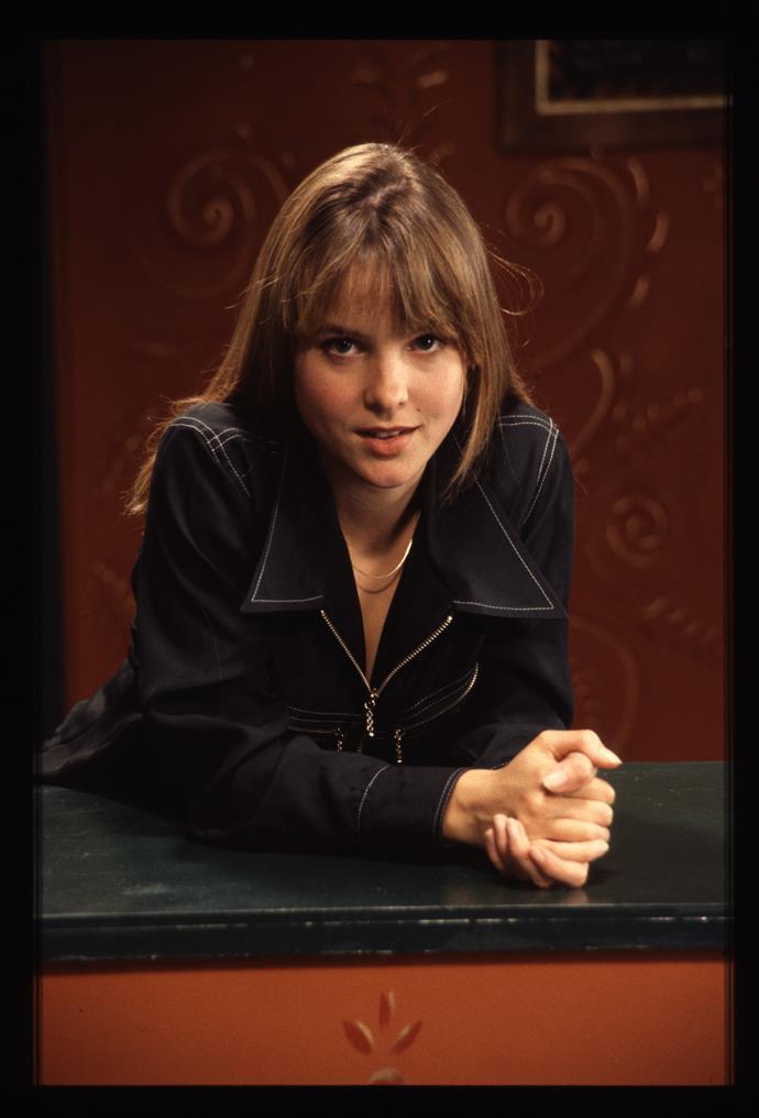 Angela started on Shortland Street in 1993.