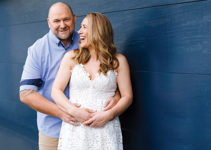 """**Oct 20, 2016** [After finding her soulmate, marrying him then having twins all within a year](http://www.womensweekly.co.nz/latest/celebrity/jenny-may-clarkson-on-babies-work-and-marriage-20941