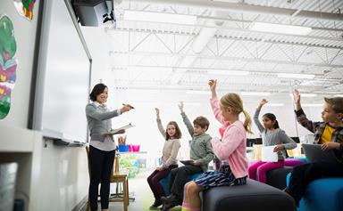 Students taught about respectful relationships to combat domestic violence