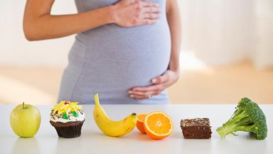 Libby Matthews' Pregnancy Page: Healthy eating during pregnancy
