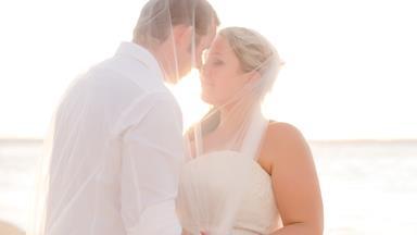 Wedding of the week: Rachel & Shaye Walworth