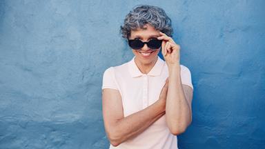 Grandma designs emojis for the over 50s - including false teeth and bingo