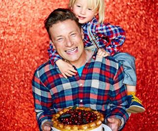 Exclusive: Jamie Oliver on parenting teenagers - and a newborn