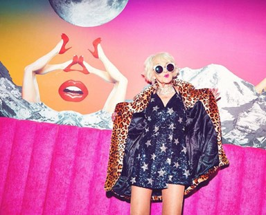 88-year-old grandma, Baddie Winkle, new Missguided model