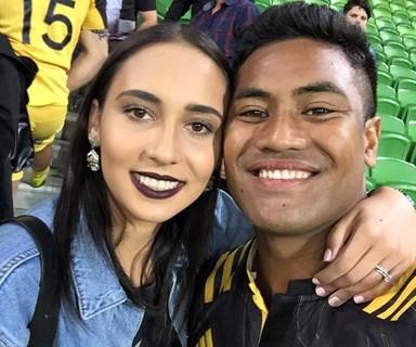 Fatima and Julian Savea open up on fertility struggles