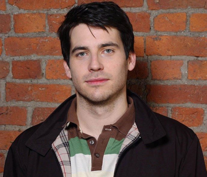 Rob James-Collier as his *Coronation Street* character Liam Connor.