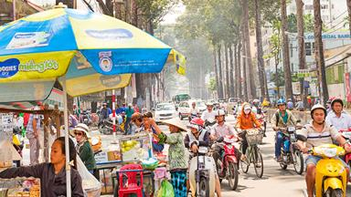 Jude Dobson explores Ho Chi Minh City