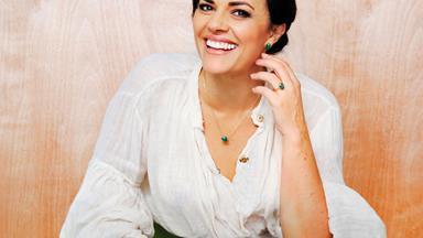 Amanda Billing's life-changing milestone