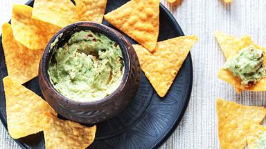The healthiest choice in chips and dips