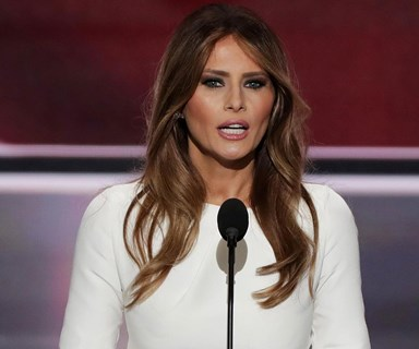 Why fashion designers are boycotting Melania Trump