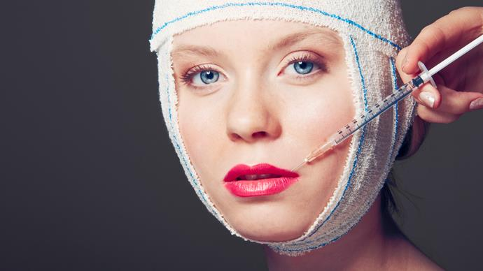 Why celebrities should stop boasting about having plastic surgery