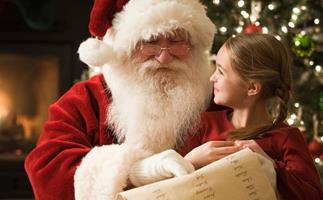 Santa 'lie' could be a problem for children