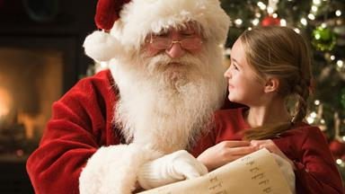 Lying to kids about Santa could be damaging